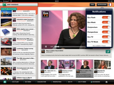 EcoNews screenshot 4