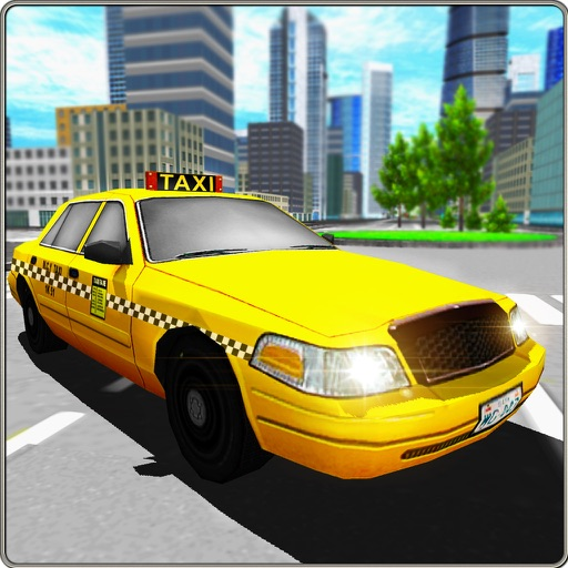 Taxi Extreme Drive Simulator 2017 iOS App