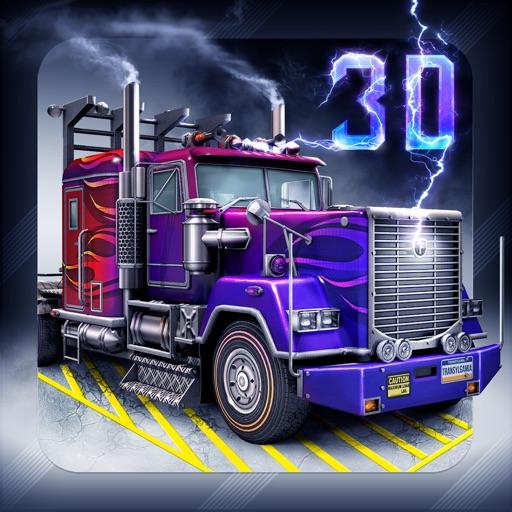Skill 3D Parking  - Thunder Trucks iOS App