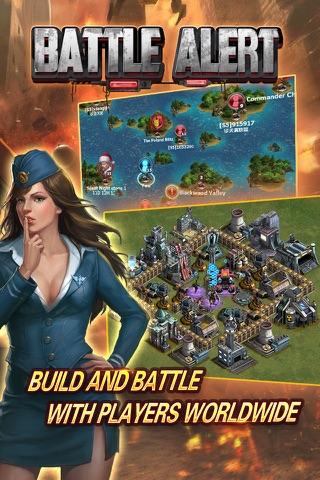 Battle Alert:War of Tanks screenshot 1