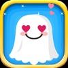 GhostieMoji - Cute Ghost Emojis Keyboard