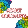 adult color anti stress therapy coloring book