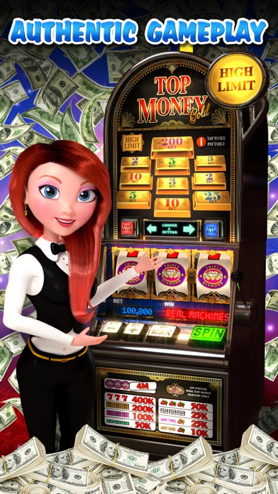 Best slot machine app on iphone