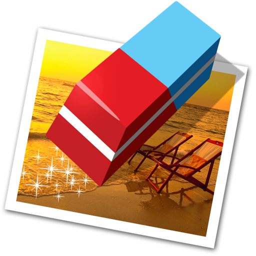 Super Eraser - Remove Unwanted Objects & Fix Photos Mac OS X