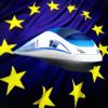 Euro Zug Spur &  Zeitplan
