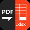 PDF to XLSX Master