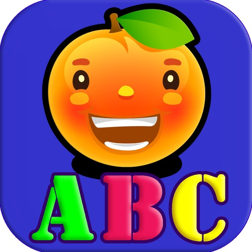 ABC Alphabet Toddlers Learning Fruits iOS App
