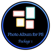 Photo Album Design - Package One for Photoshop
