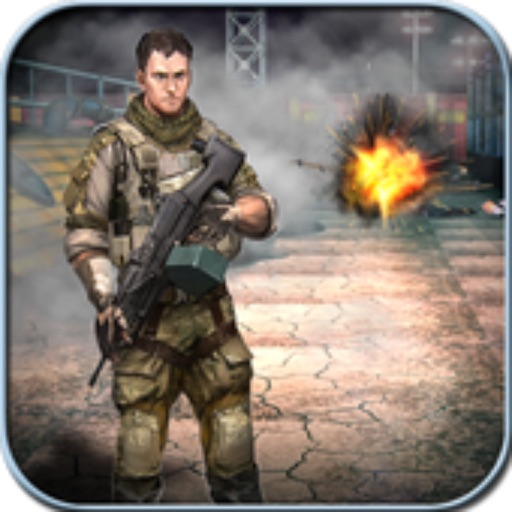 Modern Combat Counter Sniper iOS App
