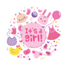 BABy GIRL Stickers for iMessage Wiki