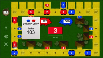 Delivery Derby screenshot1