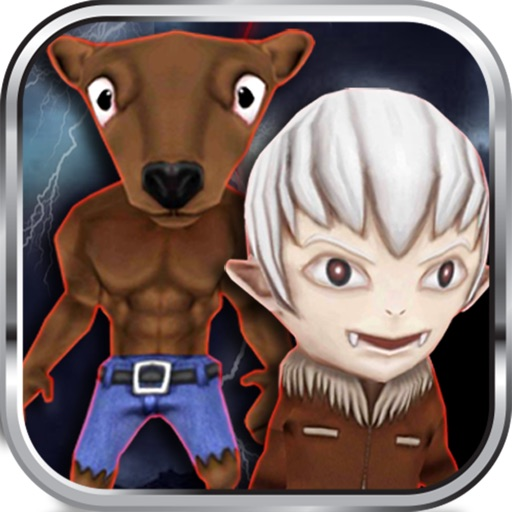 All Monster Run – Stalkers Of Night Obstacle Course Running FREE iOS App