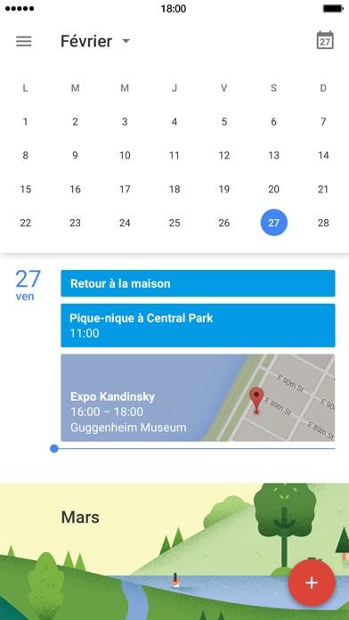 download Google Agenda apps 0