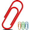 Paper Clips Sticker Pack