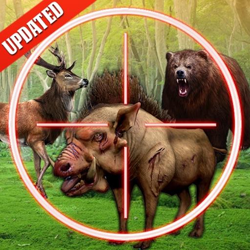Jungle Sniper Hunting : Hunt Wild Jungle Animals iOS App