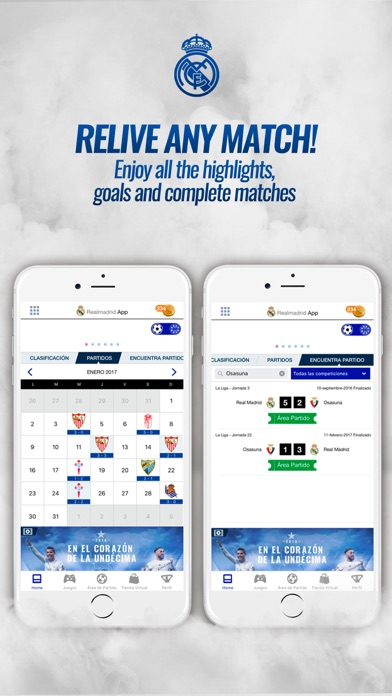 Image Result For Realmadrid App On The App Store Itunes Apple
