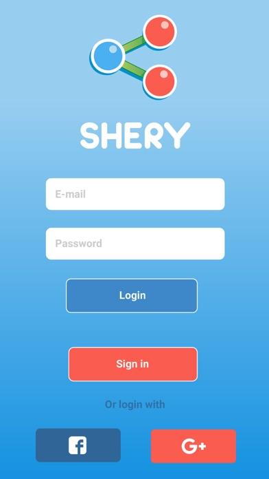 Screenshot of Shery1