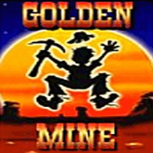 Golden Mine Free Slot Machine iOS App