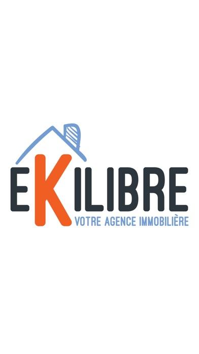Ekilibre - Agence immobilièreCapture d'écran de 1