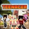 BEST Teenager Boy & Girl Skins For Minecraft PE