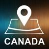Canada, Offline Auto GPS