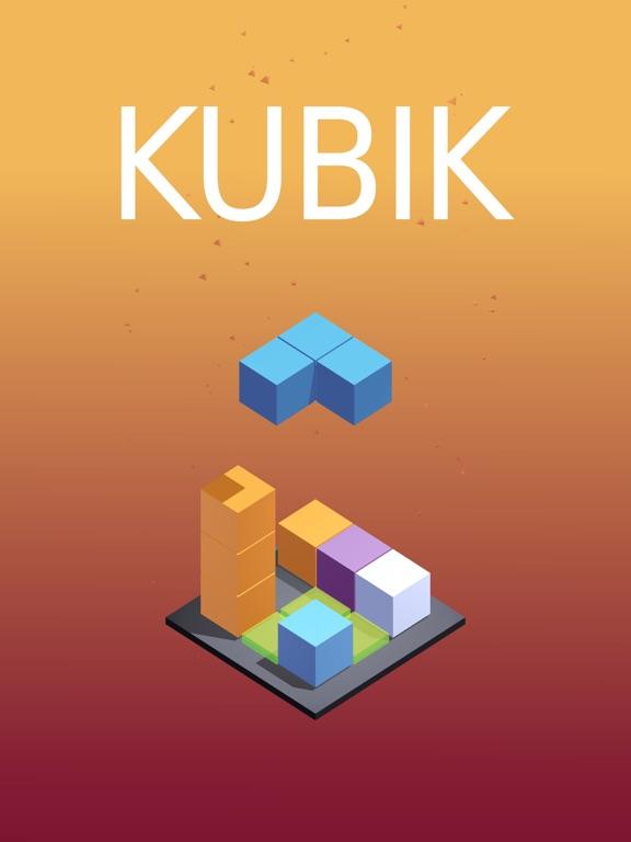 Kubik на iPad