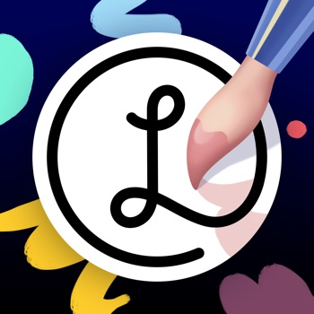 Lake Coloring Books: Art thera... app for iphone