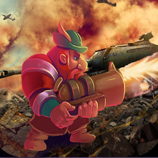 Angel Defense - Island Battle iOS App