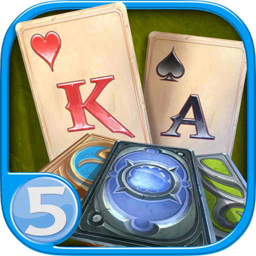 Mystic Journey: Tri Peaks Solitaire for Mac