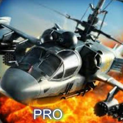 Air Helicopter Race Pro: Explosive Gunship iOS App