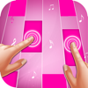 Pink Piano Tiles Girls Games : Piano Games