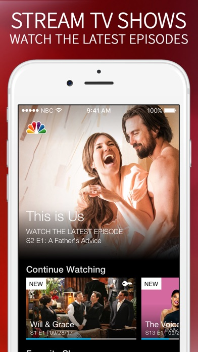 download The NBC App – Stream TV Shows apps 1