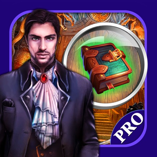 Hidden Object: The Paranormal Secret Library PRO