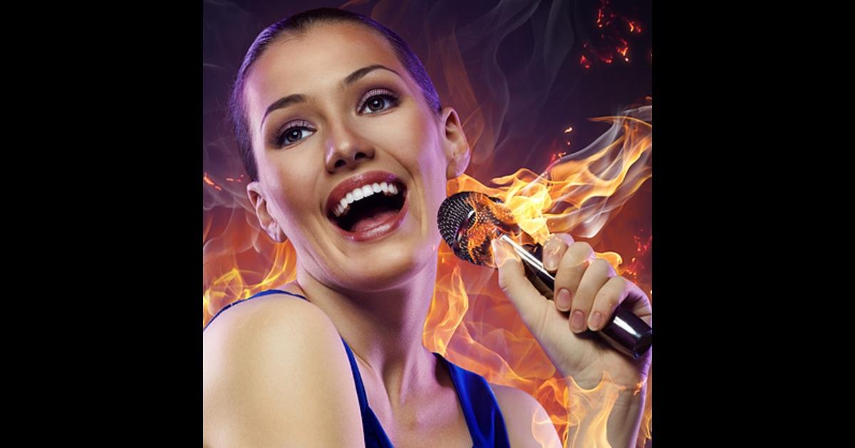 Скачать песню поет девушка рэп