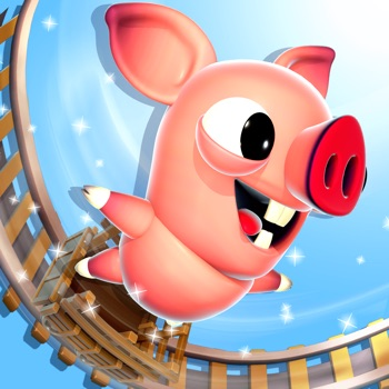 Bacon Escape app for iphone