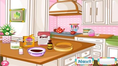 العاب طبخ ماما سارة الجميلة - العاب بناتلقطة شاشة1
