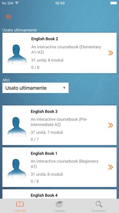 Screenshot of Direct Language Lab1