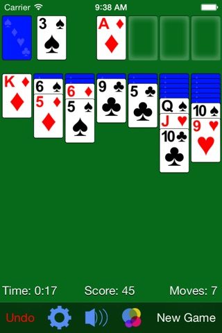 Solitaire· screenshot 3
