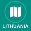 Lithuania : Offline GPS Navigation Wiki