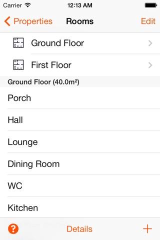 RoomScan Pro screenshot 3