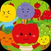 Fruit Touch for Kids App fruit touch