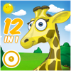 The fabulous Animal Playground - 12 essential games for toddlers & kids - Jan Essig