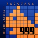 Nonograms 999 picross griddlers icon
