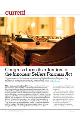 tED Magazine screenshot 2