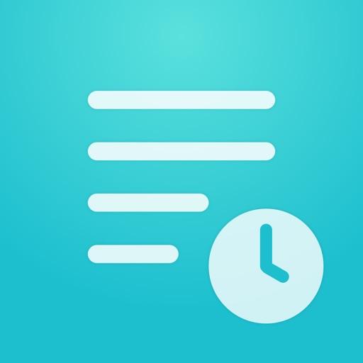 Timesheet - 作業時間をカレンダーにかんたん記録