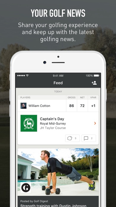 download VPAR Golf GPS, Scoring & Stats apps 1