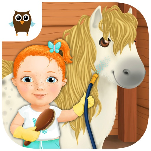 Sweet Baby Girl Cleanup 3 - Messy House iOS App