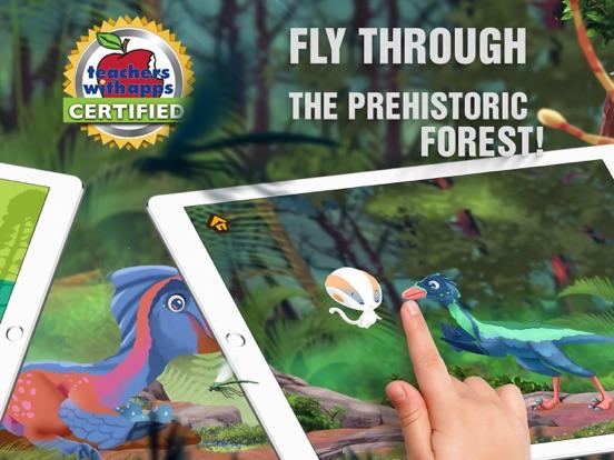 Ginkgo Dino: Dinosaurs World Game for Children 앱스토어 스크린샷