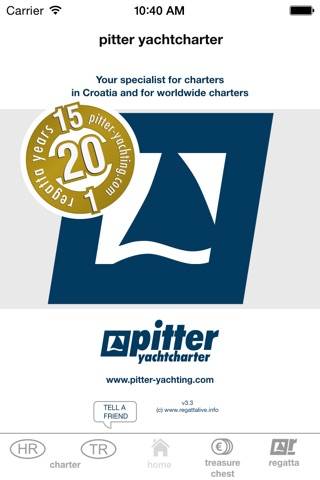 pitter yachtcharter screenshot 1