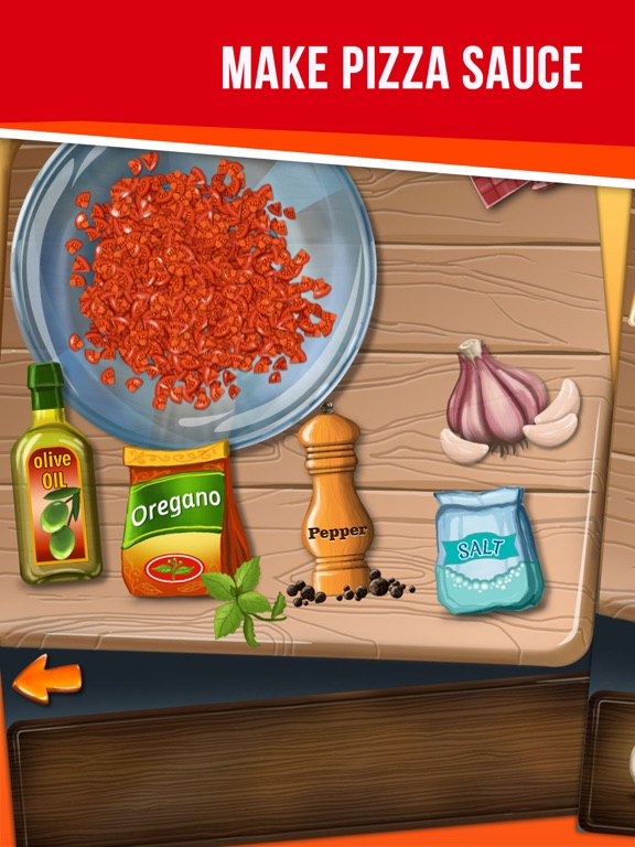 My Pizza Shop Pizza Maker Game On The App Store